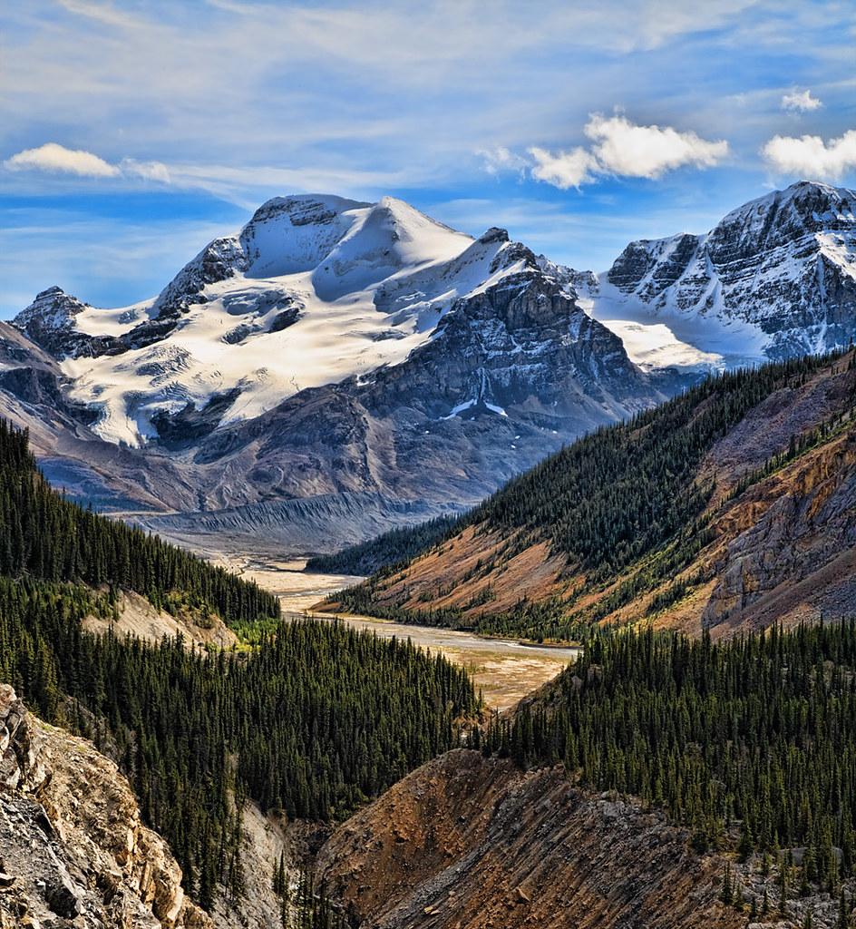 Montañas Rocosas, Canadá