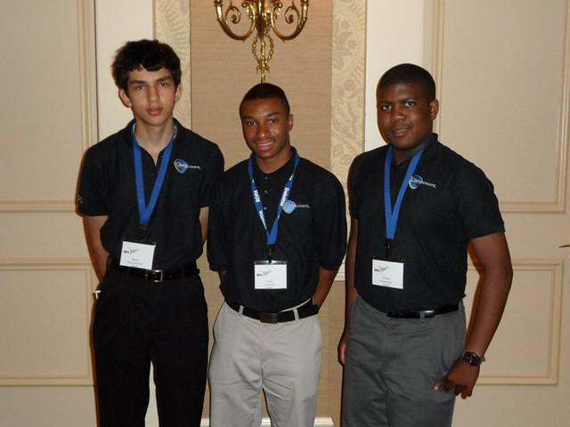 BDPA Detroit HSCC Team (2011)