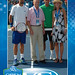 2011 W&S Open Coin Toss Winner Verdasco vs Nadal 8-18