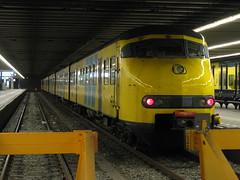 NS Plan T EMU, Den Haag CS