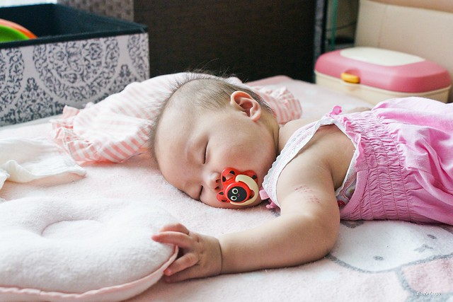 lala醬 睡著好像小天使