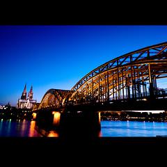 Köln - Hohenzollern Bridge