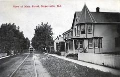 Myersville, Frederick Co., Maryland, and Washington, County, Maryland