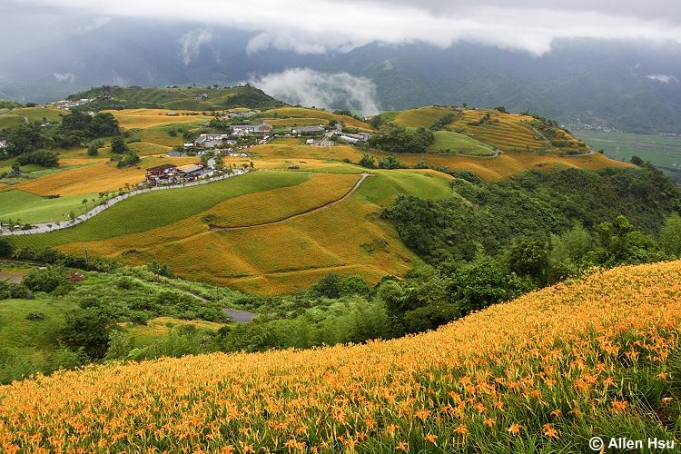 Mt. Liushidan 六十石山