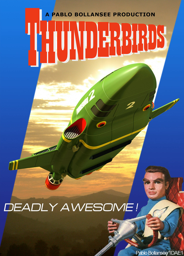 Thunderbird 2 - Advertisement