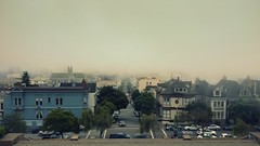 Clear Summer View of San Francisco by Roshan Vyas