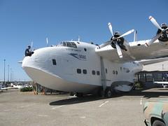 Short Solent port side nose, wing engines, wingtip float 9K views, 3 faves