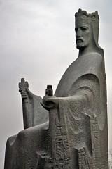Mindaugas Monument, Vilnius