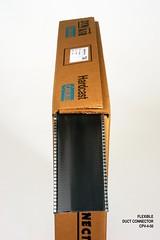 Flexible Duct Connector (Vinyl-Flex)