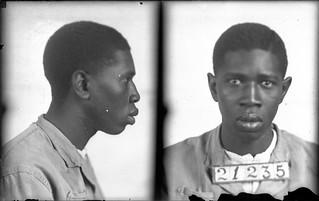 Rufus, John. Inmate #21235 (MSA)