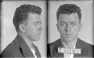 Fielder, Fred. Inmate #22082 (MSA)