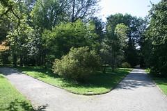 Arboretum - Botanischer Garten