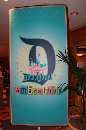 Disneyland Health & Fitness Expo Medium
