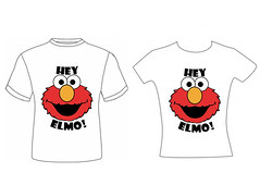 Camiseta 'Hey Elmo!'