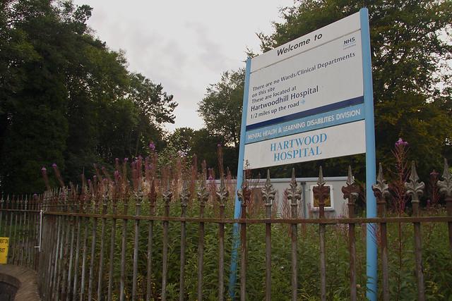 Hartwood Hospital NHS Signpost