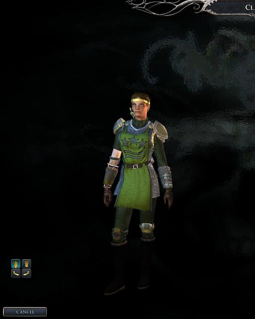 f human arcane archer