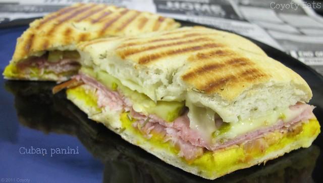 Cuban panini | Flickr - Photo Sharing!