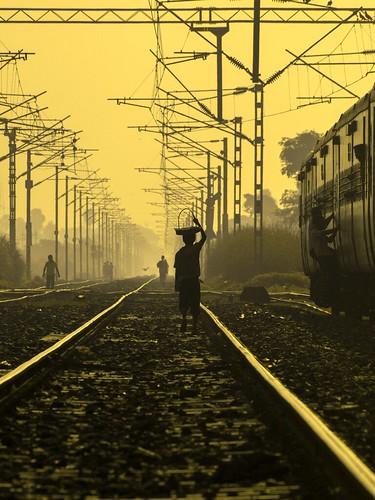 morning travel boy india color sunrise photography photo flickr child photos olympus gaya krishna bihar murali sillhoutte e510 kanakatla