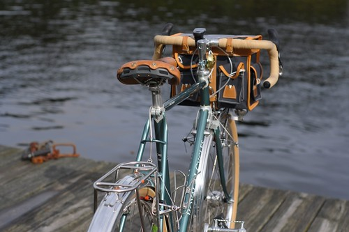 Randonneur Collaboration, Charles River