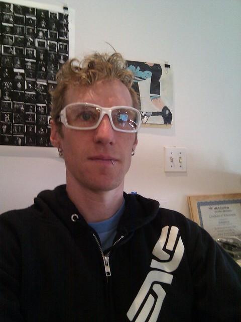 Lazer Vision eyewear