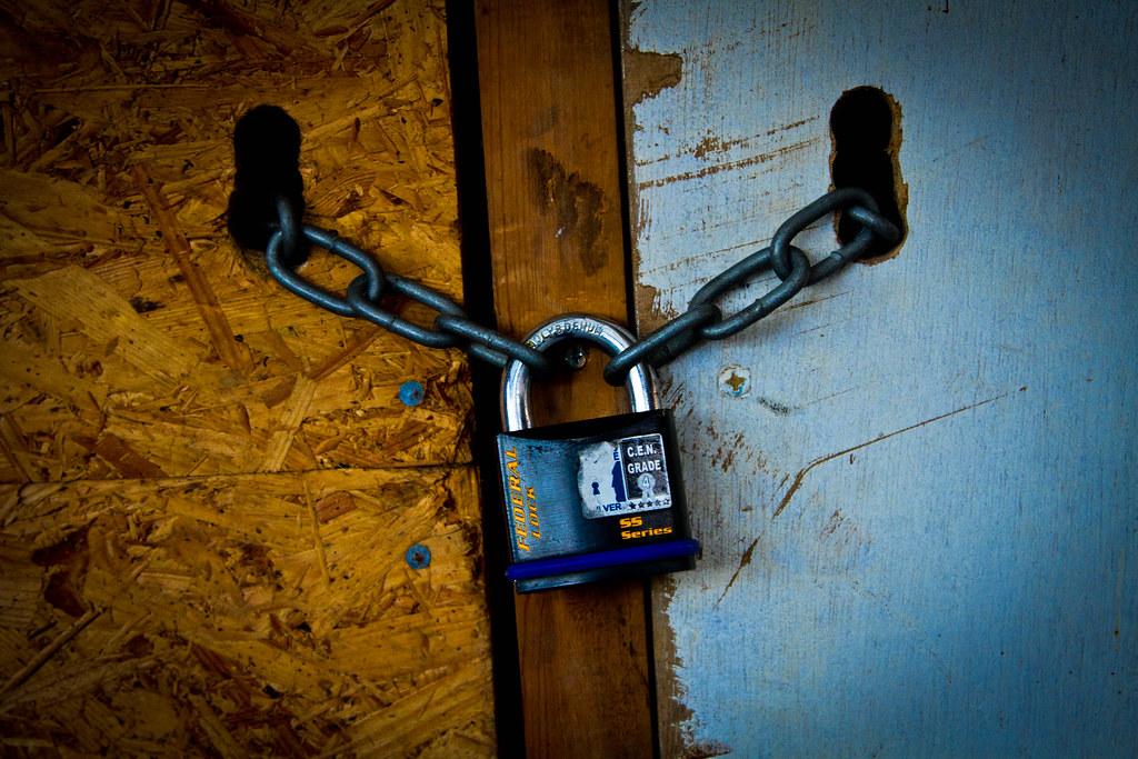Locked...