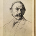 1893 Etching of Thomas Hardy by William Strang