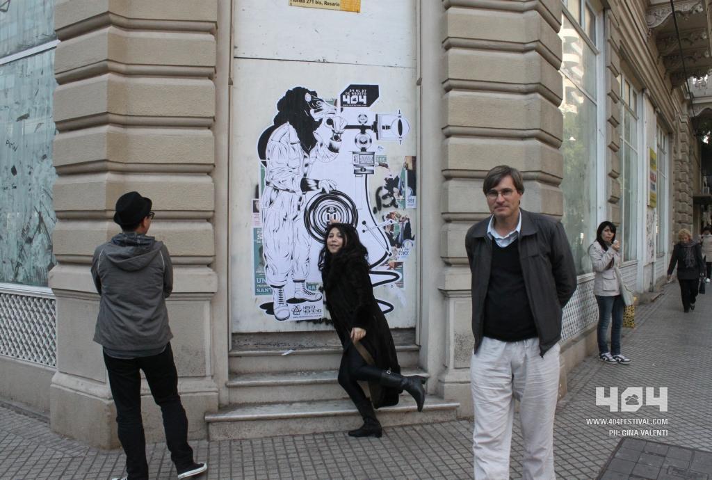 404 ARGENTINA 2011 | MOIRA G