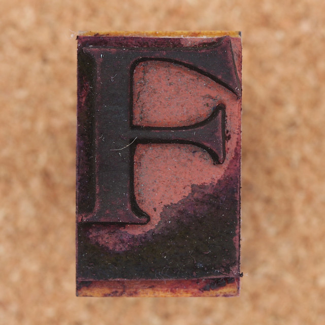 how many stamps for a letter rubber stamp letter f flickr photo 1281