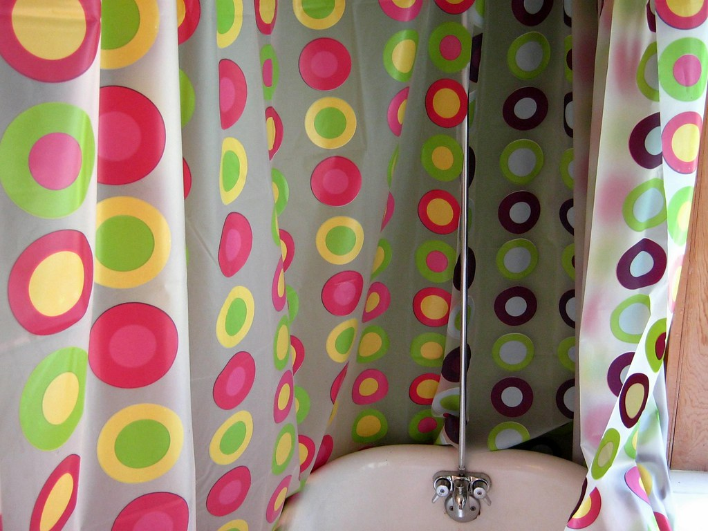 Shower Curtain With Clawfoot Tub N P Thompson Flickr
