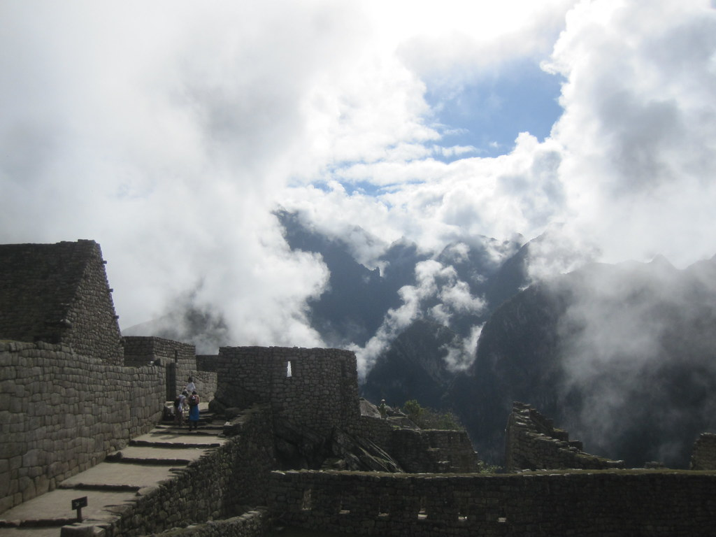 Machu Picchu Peru View VI