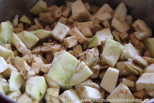 Cocinando entre olivos croquetas de berenjenas paso a paso for Cocinando entre olivos