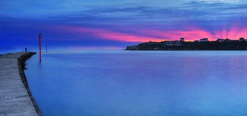sunrise asturias cuchía