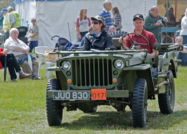 1942 GPW Ford Military Jeep http://www.flickr.com/photos/david_cronin/6022525368/