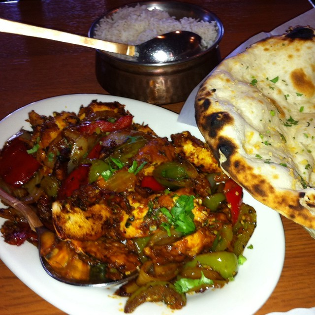 Himalayan Kitchen Salt Lake City: Himalayan Chili Chicken @ Himalayan Kitchen