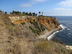 Point Vicente Light, Palos Verdes, California скачать