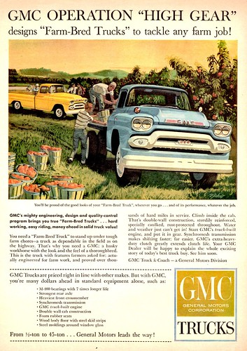 GMC PICKUP TRUCKS