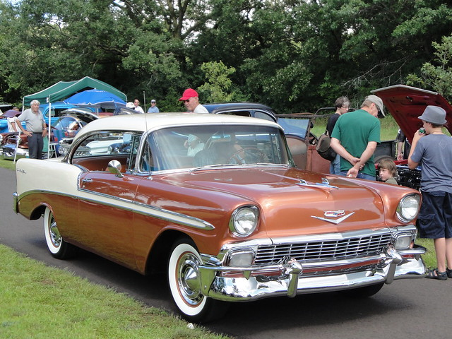 56 Chevrolet Bel Air Flickr Photo Sharing