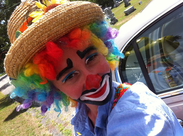 Gidget the Clown
