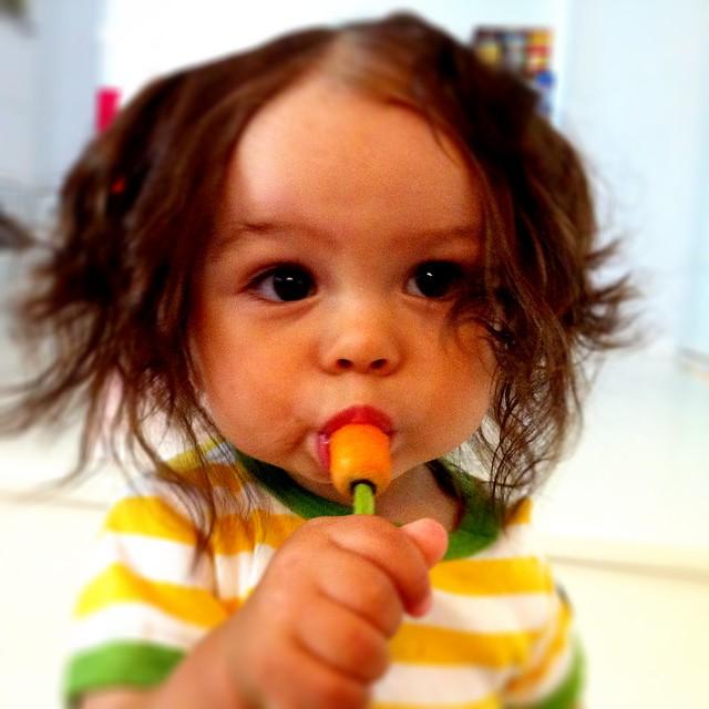 Little Carrot Girl