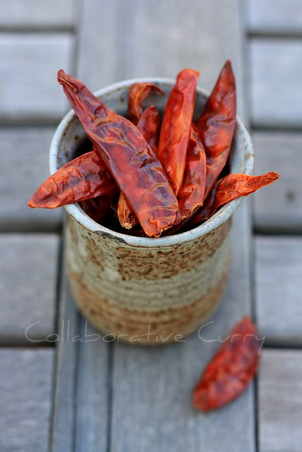 Red Chillies_Chutney Powder