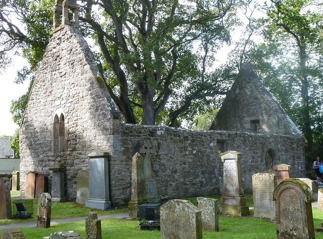 Auld Kirk, Alloway, Scotland