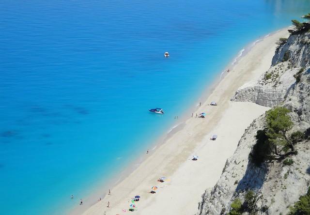 Life is a Greek beach