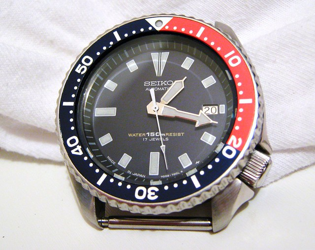 Sold seiko auto diver for Crown motors tallahassee fl
