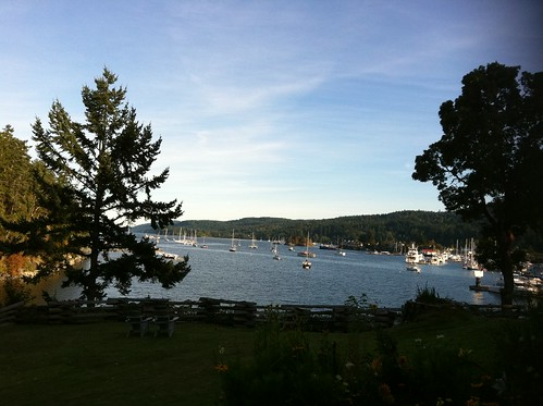Chefs Across The Water in Salt Spring Island