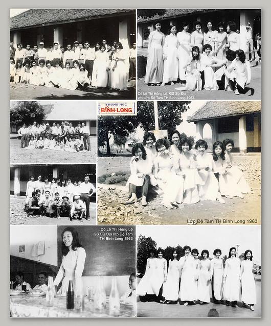 An Lộc 1963 - Trung Học Bình Long