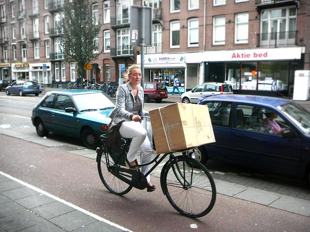 Amsterdam, Admiraal de Ruijterweg, 07-2011