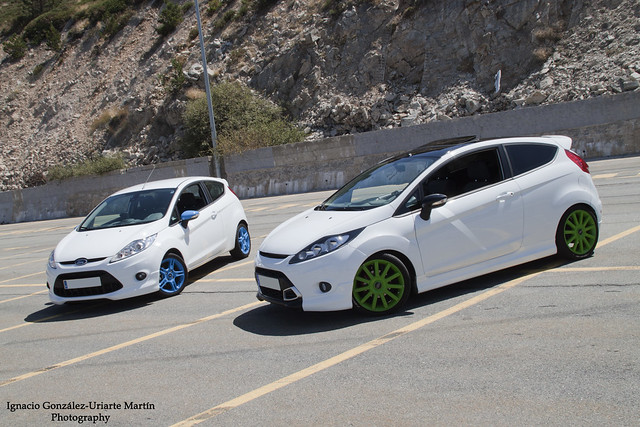home accesorios tuning ford fiesta mk7 Car Tuning
