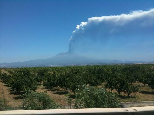 Etna, nuova eruzione lampo$