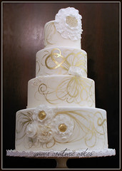 Wedding cake Yuma AZ