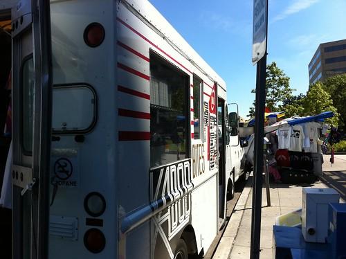 Food Truck In Washington, DC